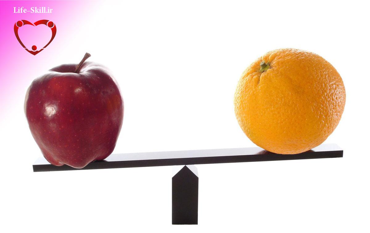 در انتقاد از همسر مقایسه کردن خوب است یا بد