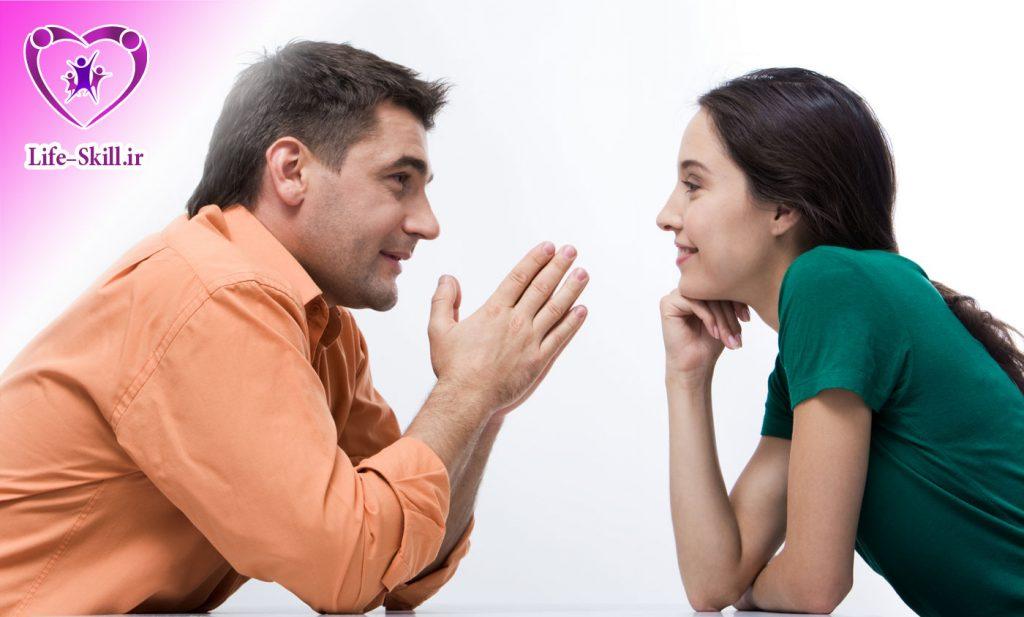 چه کار کنم همسرم به حرفم گوش دهد