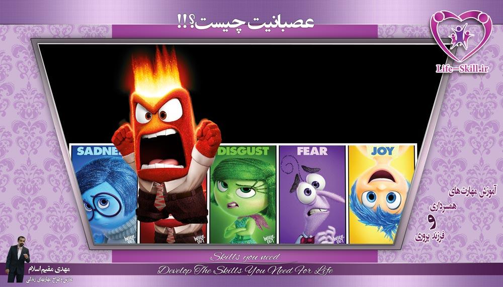 عصبانیت چیست؟